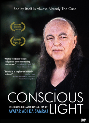 Conscious Light Film - DVD